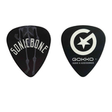 GOKKO SONICBONE Guitar Picks, 100 pack