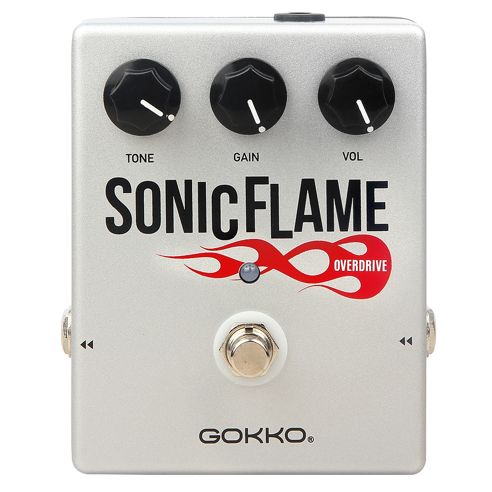 SonicFlame Overdrive
